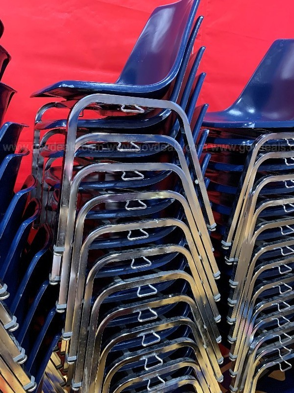1 Lot of 50 Chairs (Lot #2)