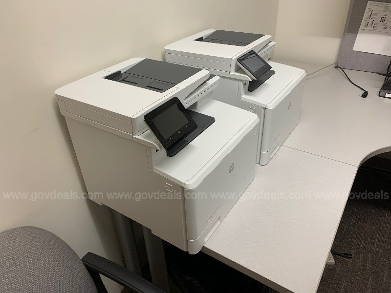 Two Color HP Printers