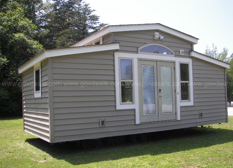 MedCottage Manufactured Home / Tiny House for Medical Care