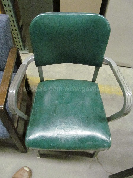 Assorted Stationary Chairs