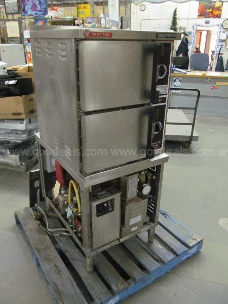 Market Forge 3500 Steam Cooker