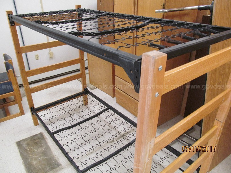 Bunkbed Set without mattresses